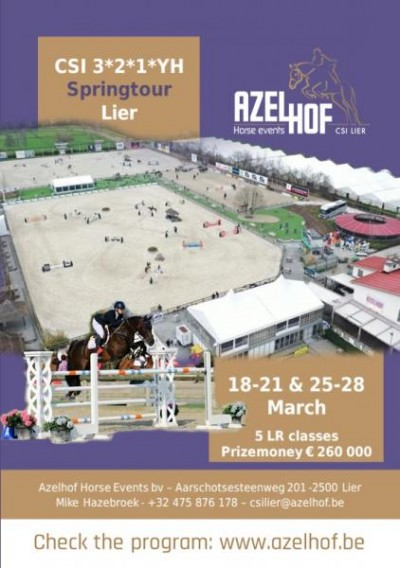 CSI2*1*YH Lier 21-24 january 2021