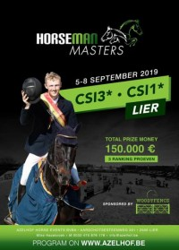 online startinglists & results CSI3** Horseman Masters 5-8 september + LIVESTREAM