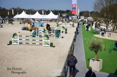 Program CSI2*1*YH Lier 16-18 august