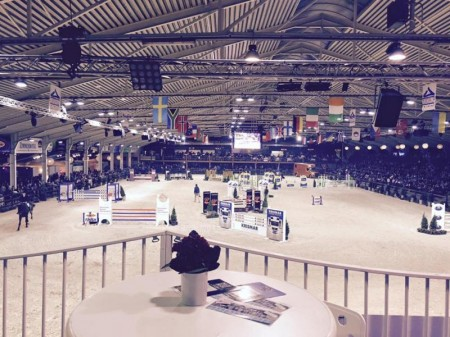 Make your entries CSI2*1*YH LIER 21-24 January